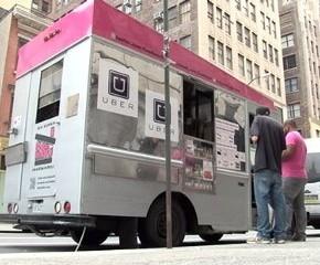 Uber's cool on-demand ice creamservice
