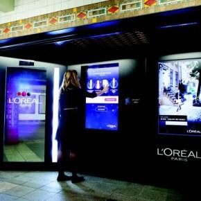 Vanity vending machine