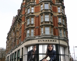 Burberry in London