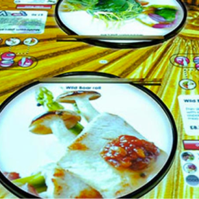 Interactive Dining